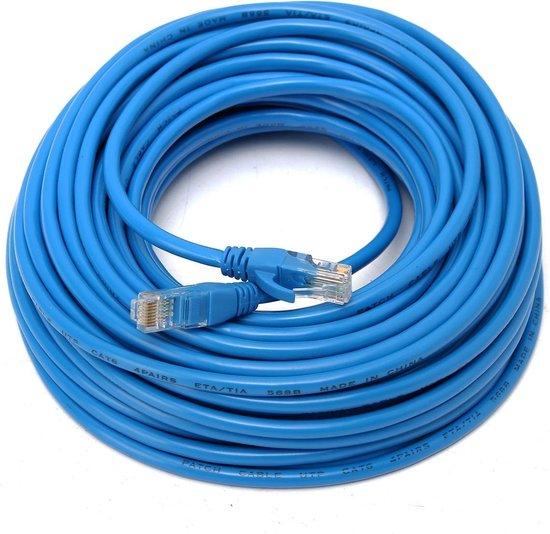 Hoe maak ik een UTP kabel?